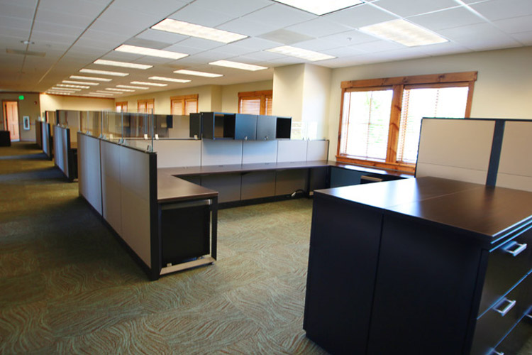 When their corporate office decided to move into a new space in bend they called oic