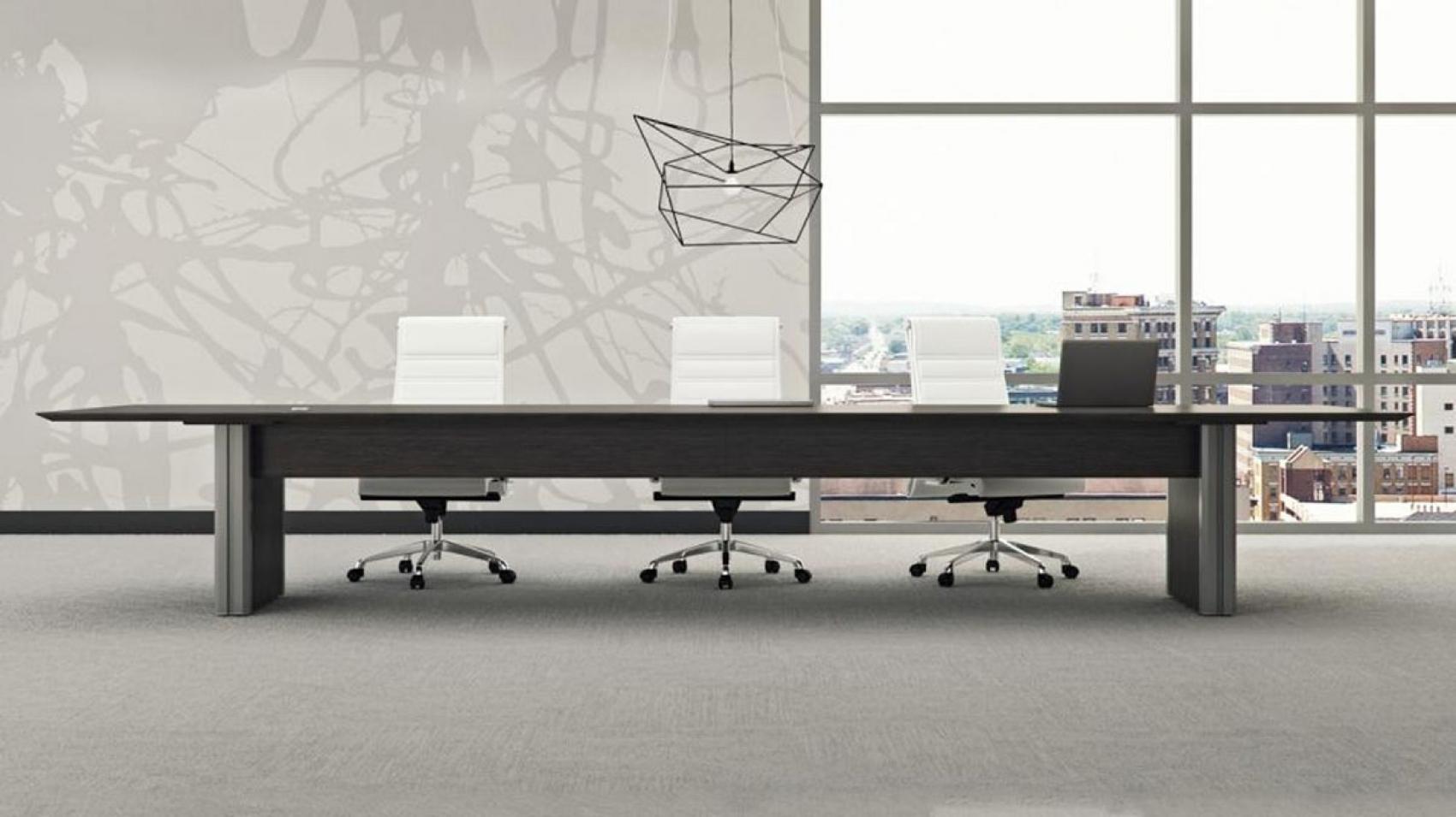 First Office - Intermix Pedestal Base
