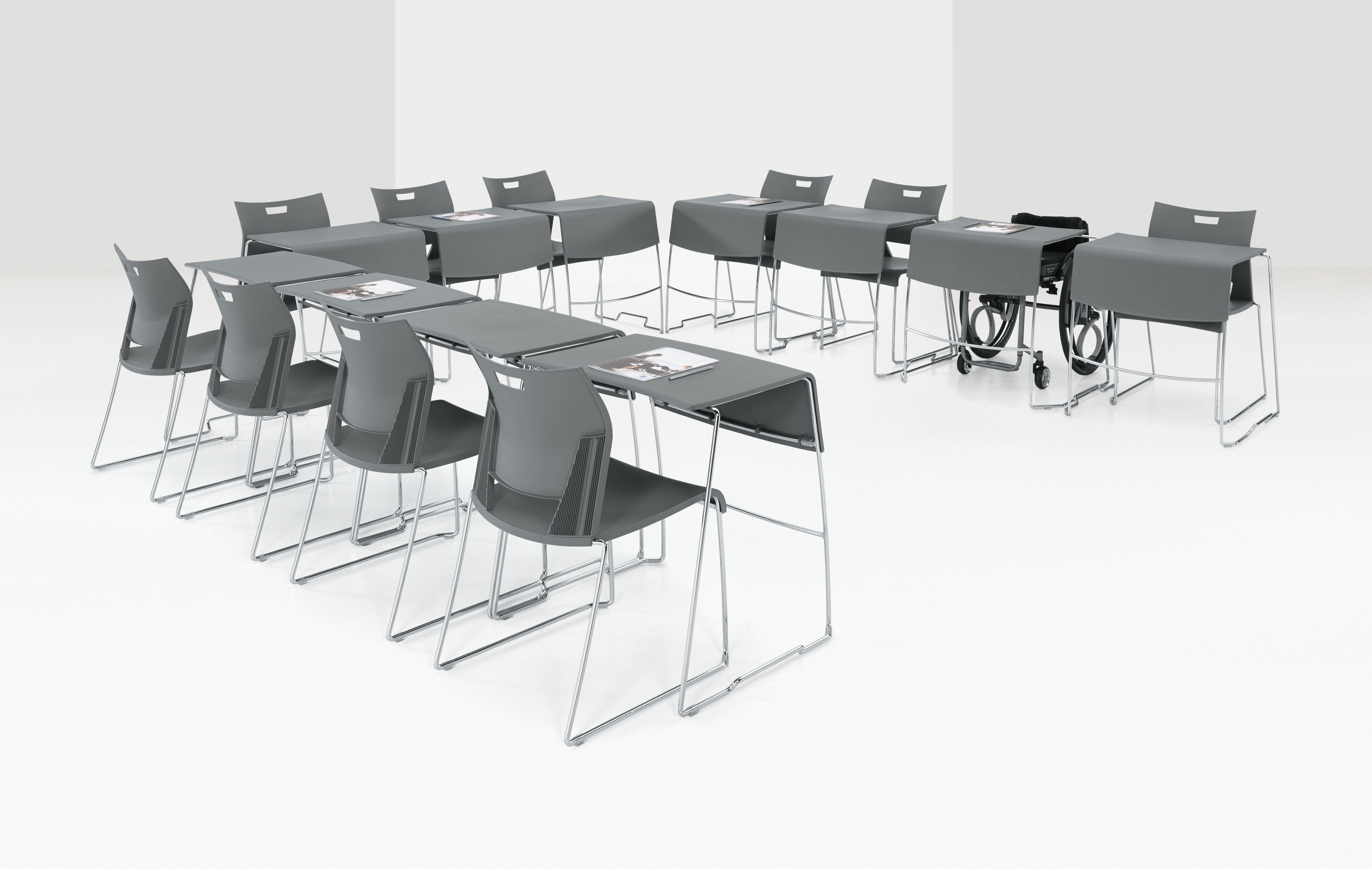 Global - Duet Stacking Tables