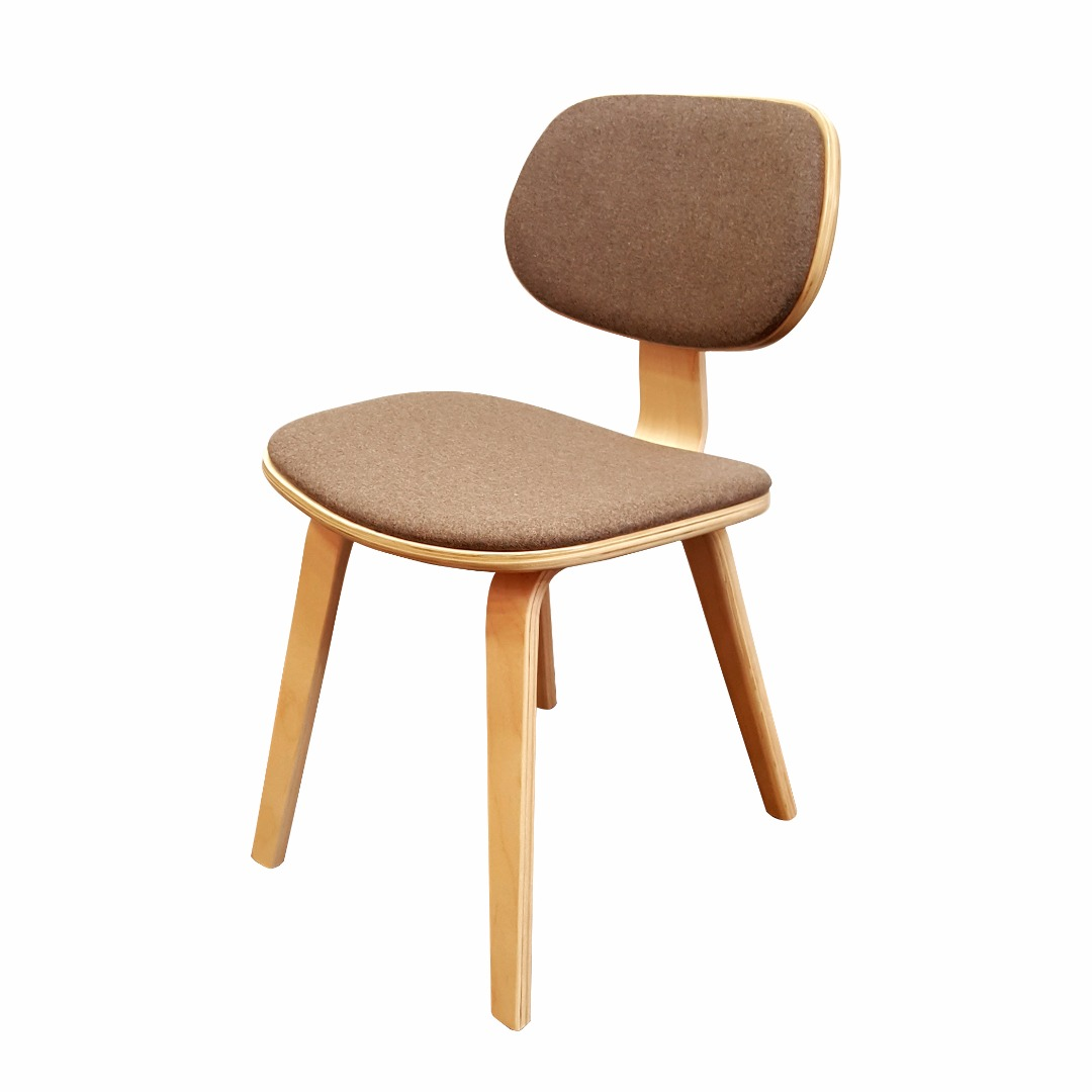 Thonet - Legacy Upholstered Side Chair