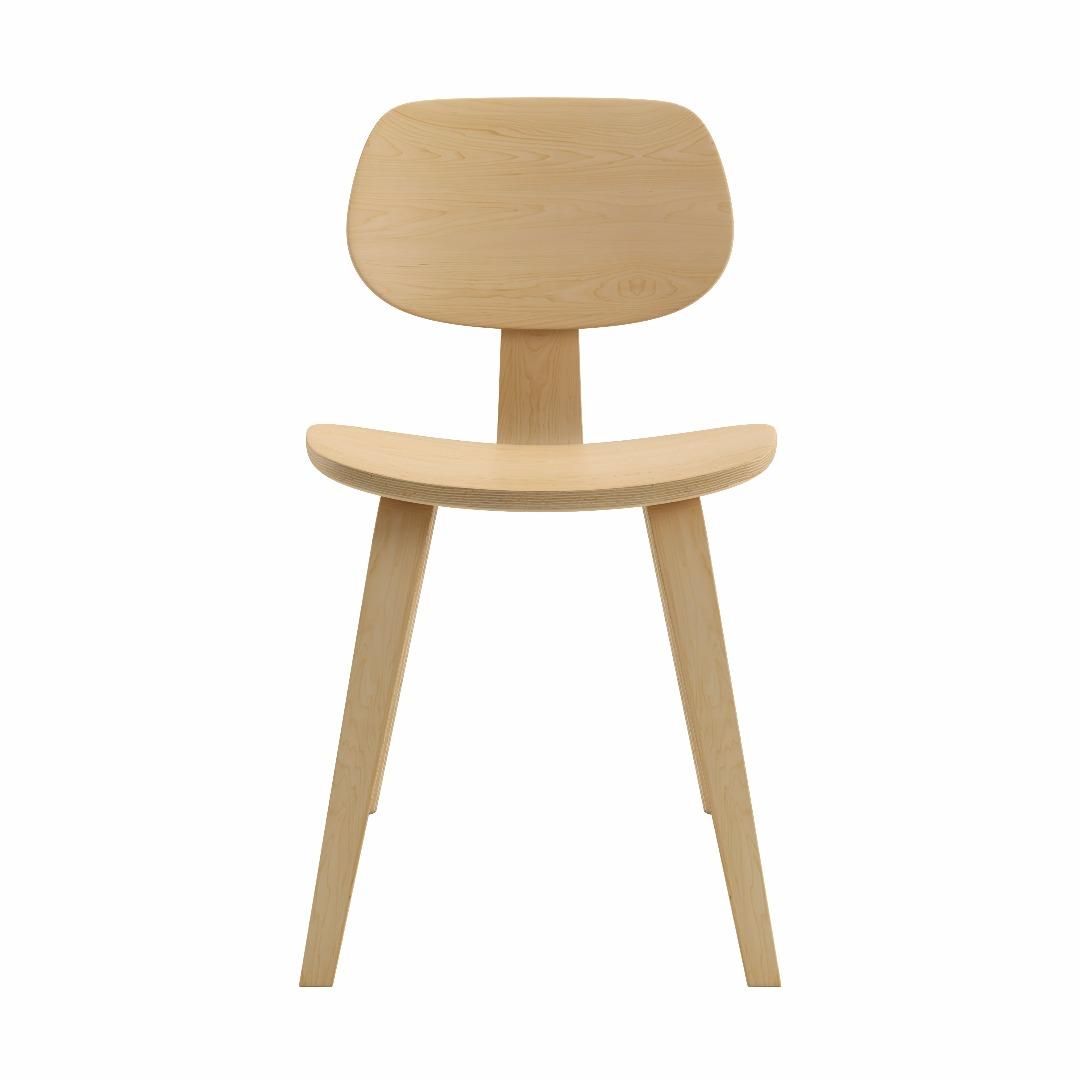 Thonet - Legacy Wood Side Chair