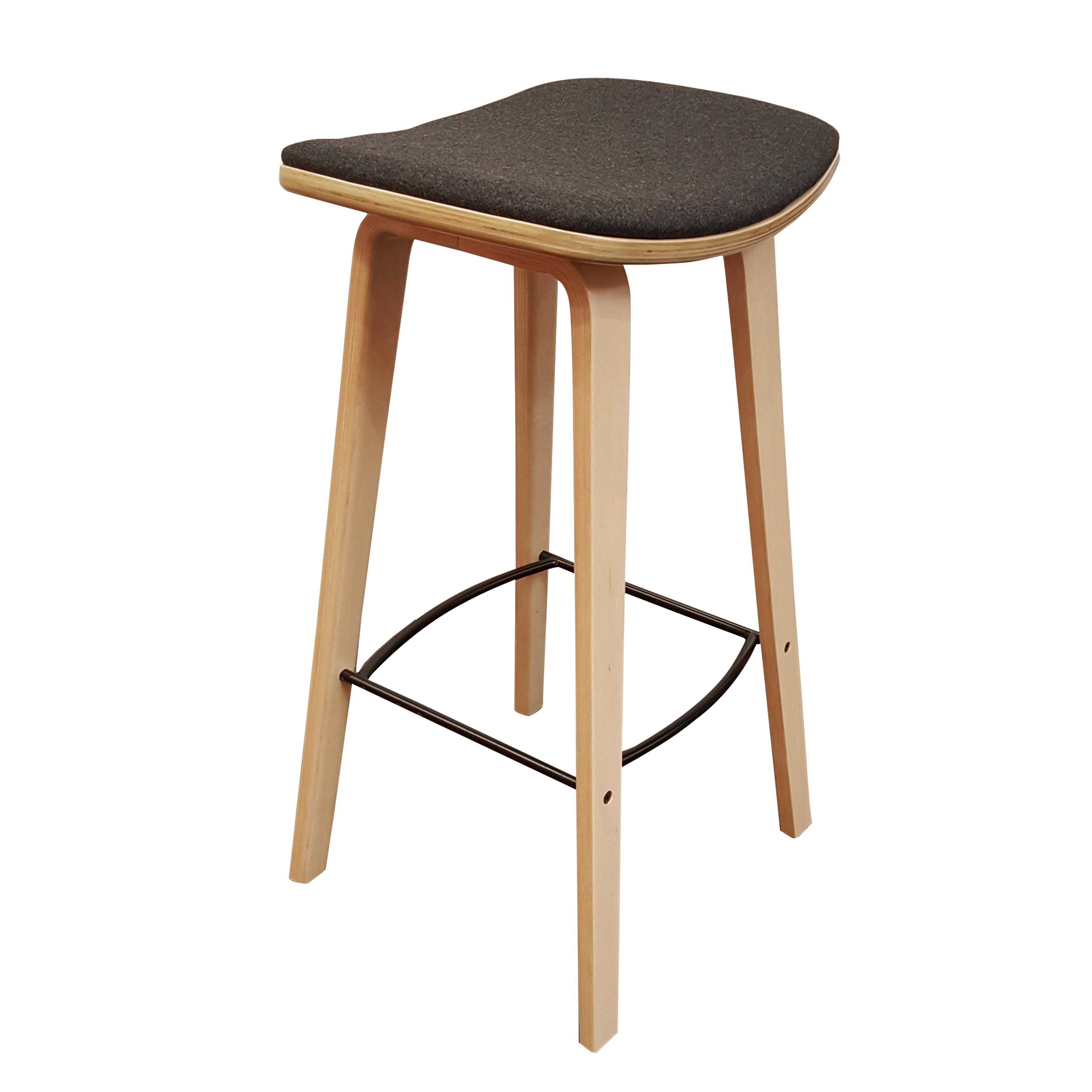 Thonet - Legacy Upholstered Barstool
